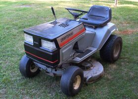 My Riding Mower Website »